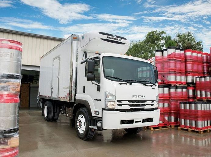 Isuzu N-Series Diesel  - Photo: Isuzu