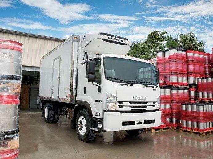 Isuzu N-Series Diesel - Photo: Isuzu