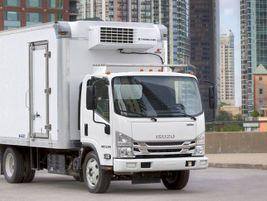 Isuzu N-Series diesel truck models range from Class 3-5 and offer multiple wheelbase offerings....