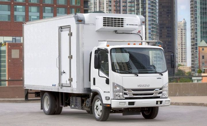 Isuzu FTR  - Photo: Isuzu