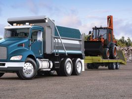 Kenworth T270 and T370 trucks are custom engineered and built with long-term business goals in...
