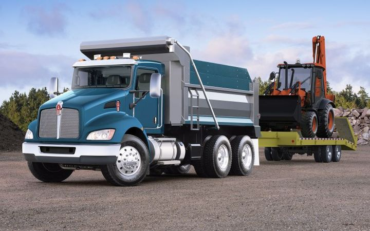 Kenworth T270 & T370 - Photo: Kenworth