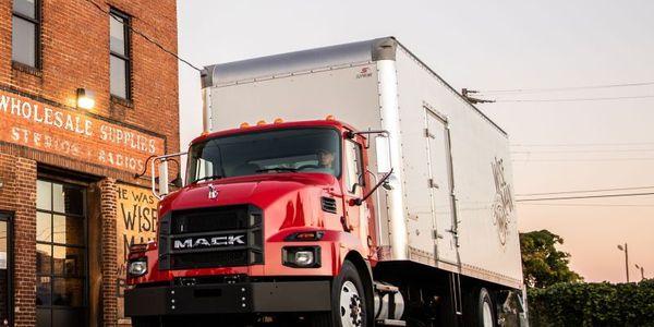Mack MD6 & MD7