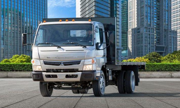 Mitsubishi Fuso FE180 gas - Photo: Mitsubishi Fuso Truck of America