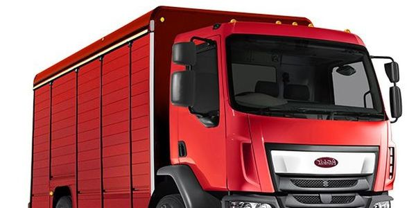 Designed for driver productivity, the Model 220 features an expansive windshield and extra-large...