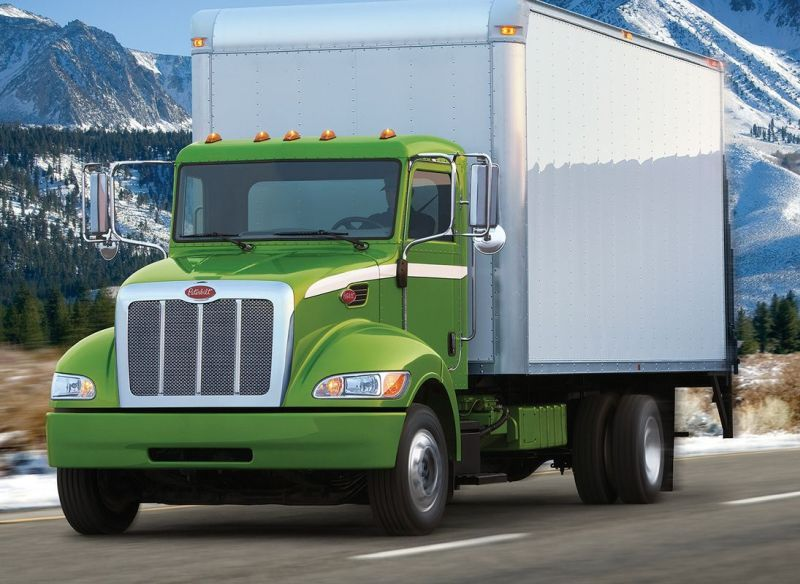 The Peterbilt Model 325 and 330 is big enough to tackle many jobs without requiring a commercial...