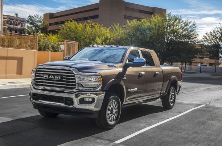 Ram 2500HD & 3500HD - Photo: Ram Trucks