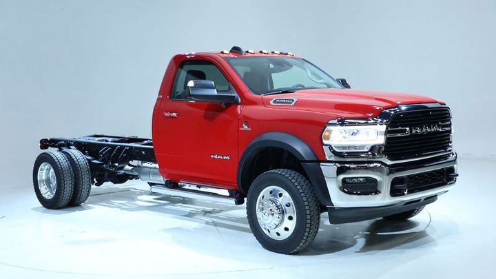 Ram Commercial 3500, 4500 & 5500 Chassis Cab - Photo: Ram Trucks