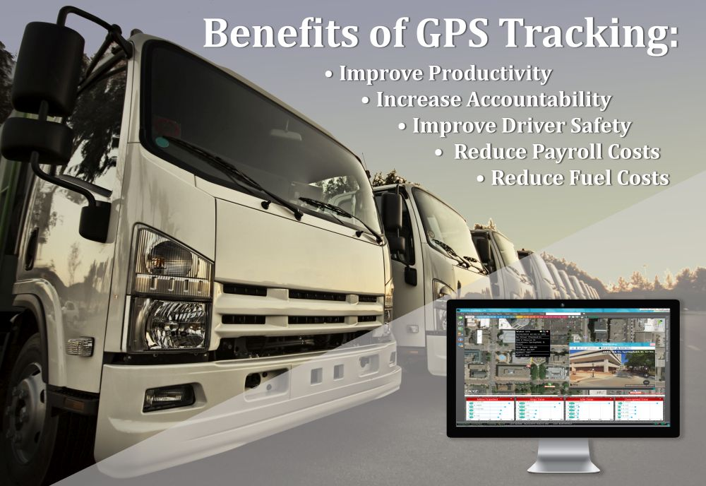 GPS Tracking Enables Social Distancing & Productivity