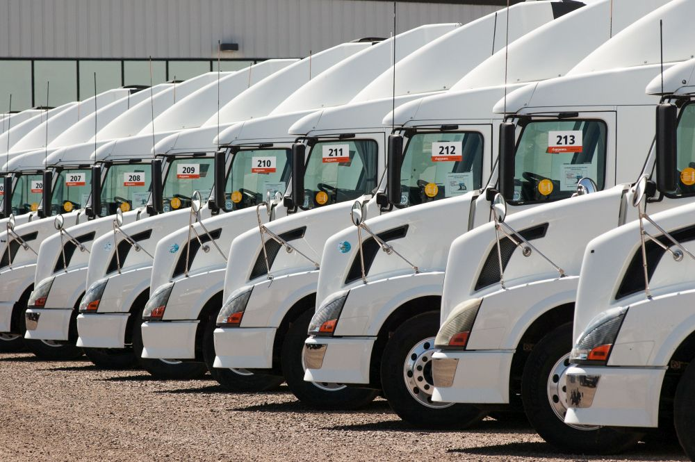 Used Truck Market Stays Strong in 2020