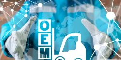 As you replace your vehicles with new ones (most fleets replace at least a portion of their vehicles each year), you'll be able to take advantage of OEM telematics as early as next year.