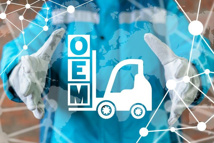 As you replace your vehicles with new ones (most fleets replace at least a portion of their vehicles each year), you'll be able to take advantage of OEM telematics as early as next year. - Photo: MiX Telematics/Adobe Stock