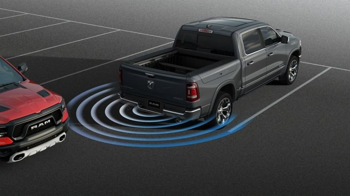 Today's safety technology includes cameras and sensors that help see what's around your vehicle, include behind it.  - Photo: FCA North America
