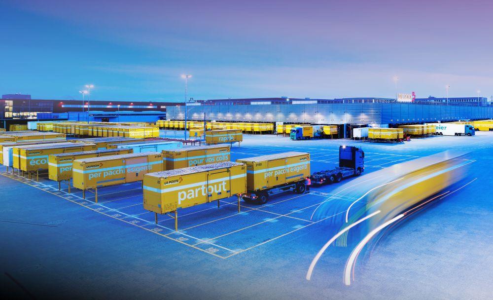 Yard Management & Intelligent Truck Control: A Dynamic Duo