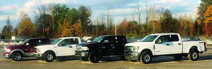 One of the best questions to ask yourself when selling and pricing your used trucks for resale: Would you buy your truck? - Photo: Manheim