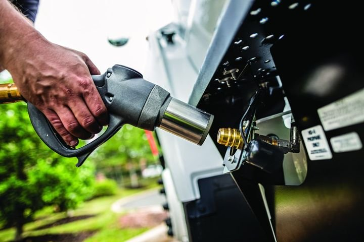 Propane autogas is great for vocational fleets with medium-duty Class 3-7 vehicles that run consistent regional routes and have high volume fuel consumption. - Photo: PERC
