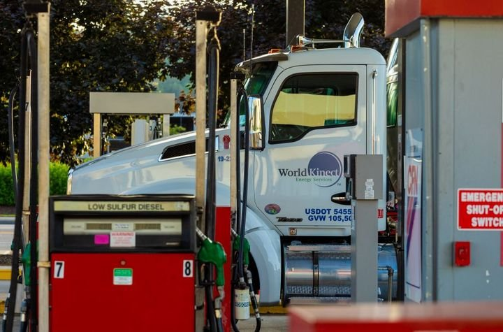 Often, much of the focus on fuel savings is aimed at the pump, but there are many ways that fleets can save on fuel costs that don't involve the pump at all. - Photo: World Kinect Energy Services