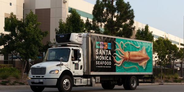 The delivery fleet recently redesigned its vehicle graphics as part of an overall company...