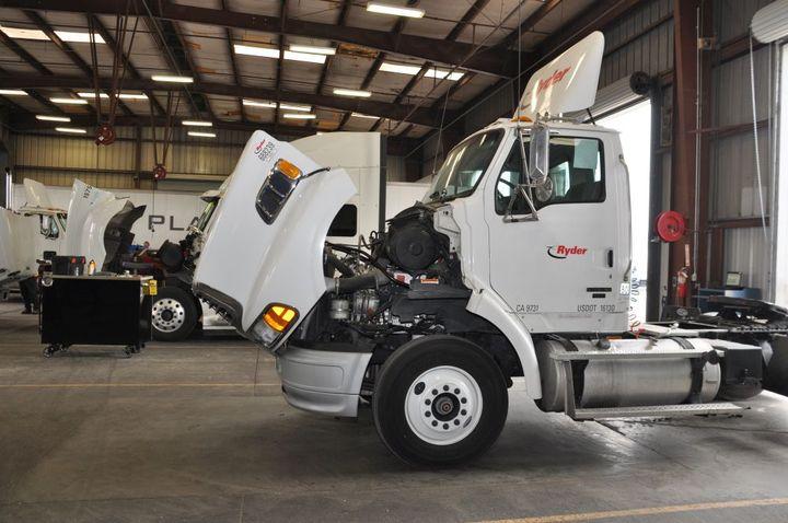 A maintenance management program allows a fleet to focus on their core business. - Photo: Ryder