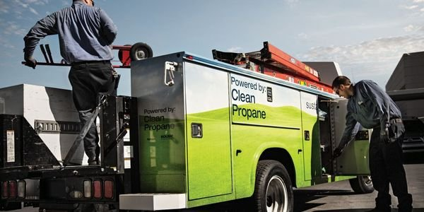 when renewable propane is considered, propane-powered MD-HD vehicles currently provide a lower...