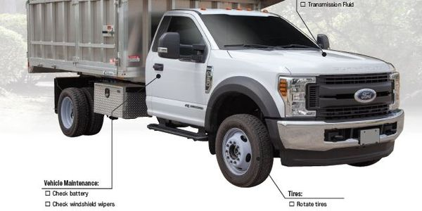 Monroe Truck Equipment put together a checklist to help you ensure your truck is in tip-top...