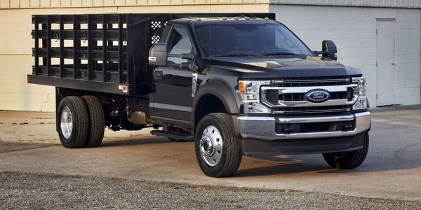 The Ford F-600 was named the 2021 Medium-Duty Truck of the Year by Work Truck readers.