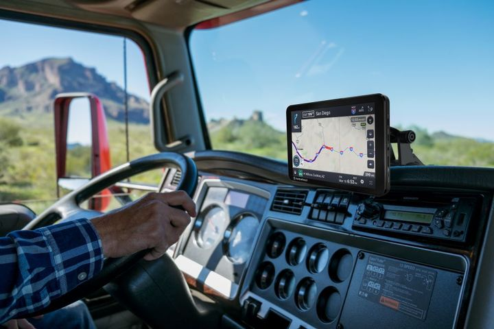 The more information a system can be provided upfront, the more efficient routing will be from the very beginning. - Photo: Rand McNally