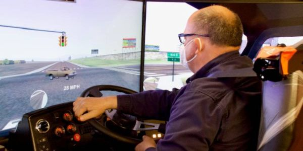 Simulators are an excellent tool to improve driver performance and more quickly pre-pare drivers...