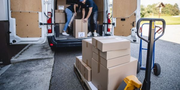 Getting into the last-mile delivery space could mean signing on as a local or...