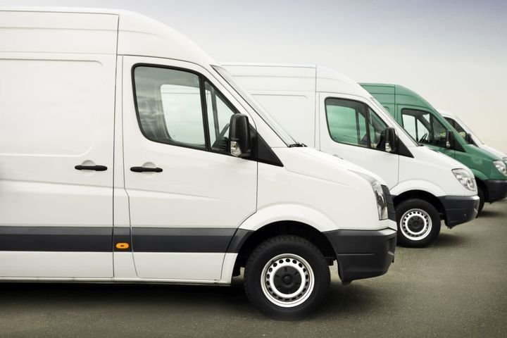 As the popularity of last-mile transportation increases, so does the demand for high-roof, full-size vans. - Photo: Getty Images