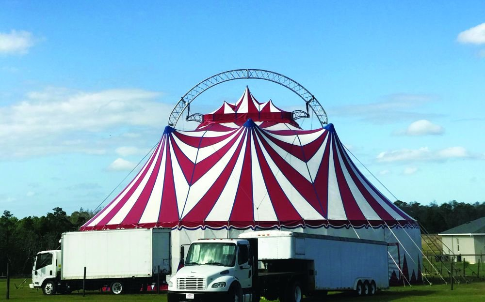 Trucking Goes to the Circus