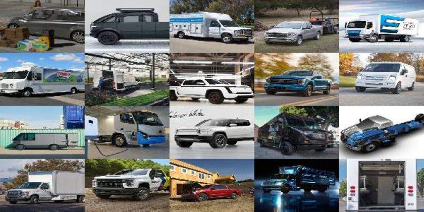 The Future is Now: Upcoming Hybrid and Electric Trucks and Vans