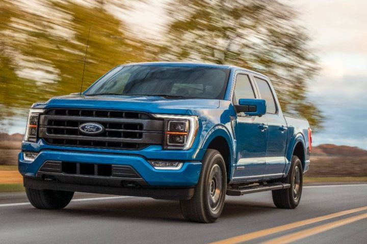 2021 Ford F-150 - Photo: Ford