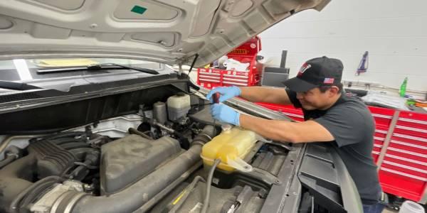 Keys to Servicing Last-Mile Delivery Vans