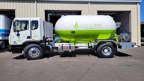 The company currently runs a fleet of 240 trucks.