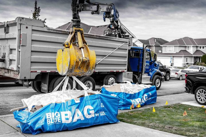 DTG Recycle was founded in 1999 and has become the largest commercial recycler of construction, demolition, industrial, and manufacturing waste in the Pacific Northwest. - Photo: DTG