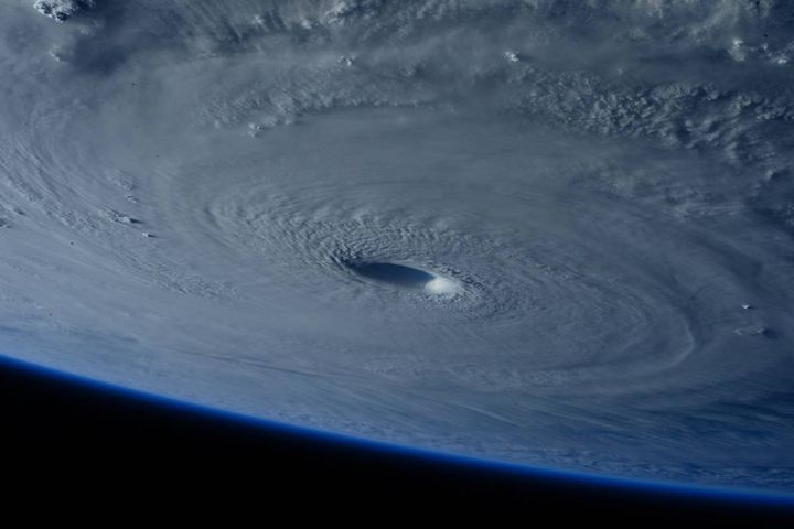 Wex cautions fleet owners to stay aware of weather updates during hurricane season. - Photo: NASA
