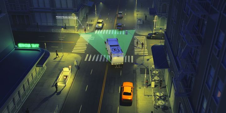 Training on ADAS features is critical to ensure drivers don't over-rely or under-rely on the technology. - Photo: Mobileye