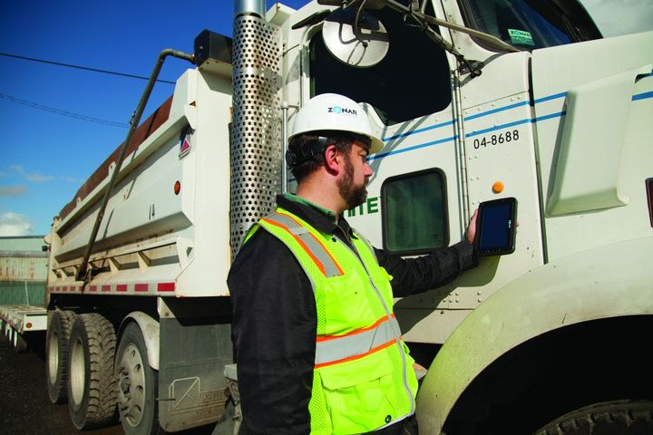 When making inspection checklists, it's helpful to keep in mind what commercial motor vehicle inspectors look for. - Photo: Zonar Connect