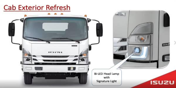 Isuzu Talks 2022i N-Series Diesel Product Safety Features
