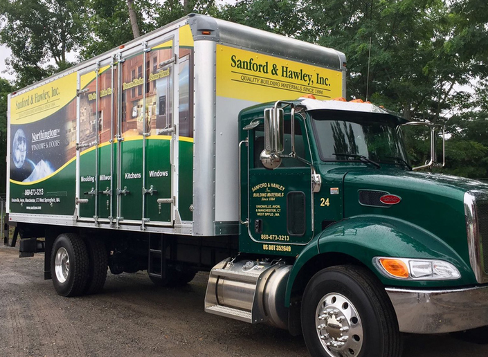 Sanford & Hawley, a 125-year-old building supplies company, implemented a GPS Insight telematics solution and cut idling by 12% in a single year.