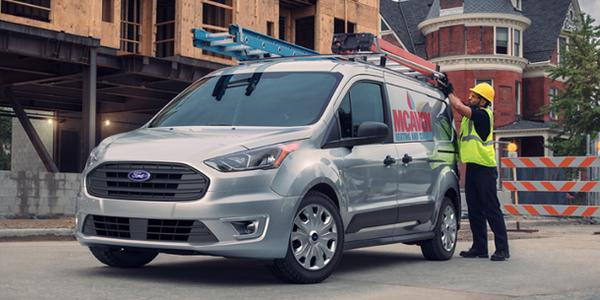 Ford Transit Connect: Fleet Ready, Fleet Capable