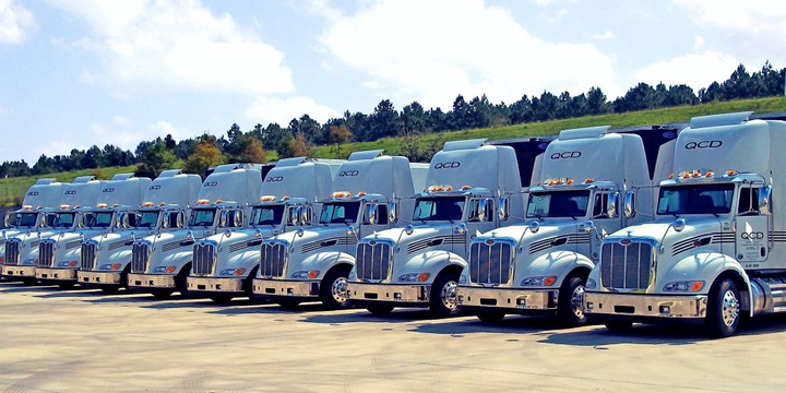 In addition to its distribution and delivery services, Golden State Foods moves 3,000 truckloads per week through its logistics division, Central Freight Management.