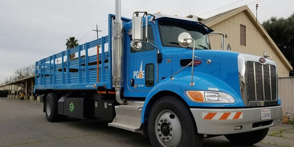 PG&E's has 1,600 electrified units in its fleet, including hybrid-electric vehicles, plug-in...