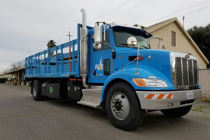 PG&E's has 1,600 electrified units in its fleet, including hybrid-electric vehicles, plug-in hybrid-electric vehicles, and battery-electric vehicles.