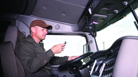A fleet worried about distracted driving should implement a program that targets those...