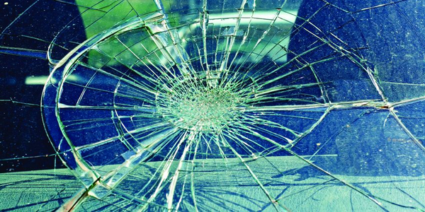 Windshields can provide between 45% and 60% of the cabin's structural integrity during a...