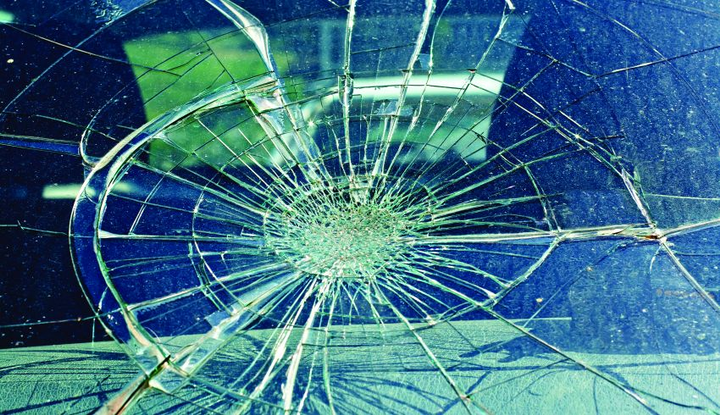 Windshields can provide between 45% and 60% of the cabin's structural integrity during a front-end collision, according to the Auto Glass Safety Council. 