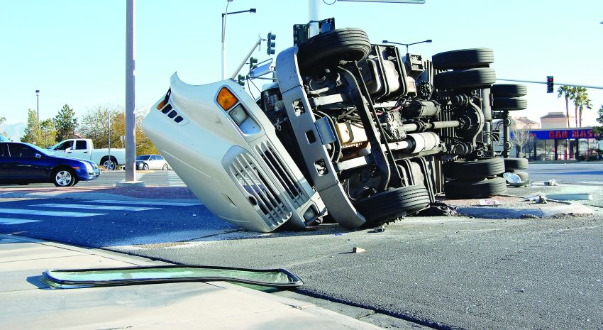 Truck Accidents Continue to Rise