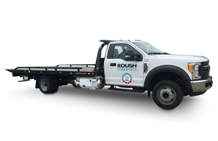 When selecting a fuel supplier, ask about their experience with propane autogas accounts. - Photo: ROUSH CleanTech